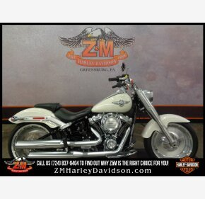 2018 Harley-Davidson Softail Fat Boy for sale 200845728