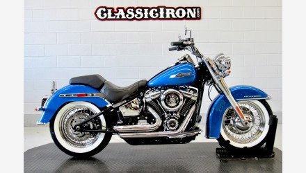 2018 Harley-Davidson Softail Deluxe for sale 200847341