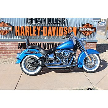 2018 Harley-Davidson Softail Deluxe for sale 200848564