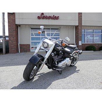 2018 Harley-Davidson Softail Fat Boy 114 for sale 200869532
