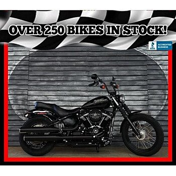 2018 Harley-Davidson Softail Street Bob for sale 200886054