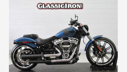 2018 Harley-Davidson Softail 115th Anniversary Breakout 114 for sale 200893332