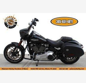 2018 Harley-Davidson Softail for sale 200900569