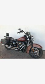 2018 Harley-Davidson Softail for sale 200901111