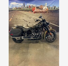 2018 Harley-Davidson Softail Heritage Classic 114 for sale 200903952