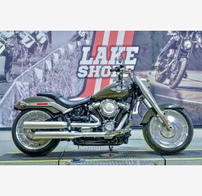 2018 Harley-Davidson Softail Fat Boy for sale 200904786