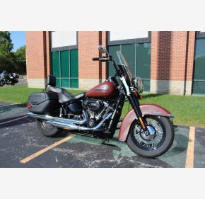 2018 Harley-Davidson Softail Heritage Classic 114 for sale 200905069