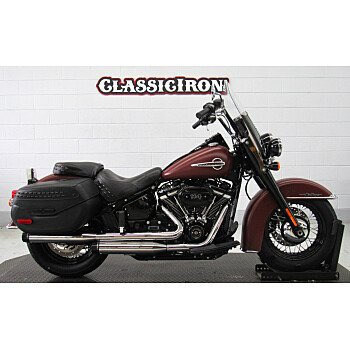 2018 Harley-Davidson Softail Heritage Classic 114 for sale 200907799