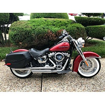 2018 Harley-Davidson Softail Deluxe for sale 200909924