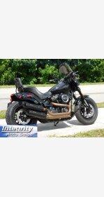2018 Harley-Davidson Softail Fat Bob for sale 200917325