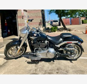 2018 Harley-Davidson Softail Fat Boy for sale 200922309