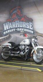 2018 Harley-Davidson Softail Fat Boy for sale 200927000