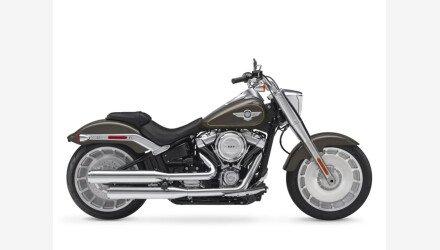 2018 Harley-Davidson Softail Fat Boy for sale 200929334