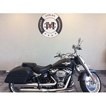 2018 Harley-Davidson Softail Fat Boy 114 for sale 200930685