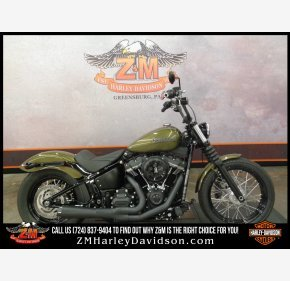 2018 Harley-Davidson Softail Street Bob for sale 200948927
