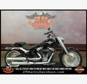 2018 Harley-Davidson Softail Fat Boy for sale 200951811