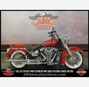 2018 Harley-Davidson Softail Deluxe for sale 200956964