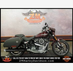 2018 Harley-Davidson Softail for sale 200963270