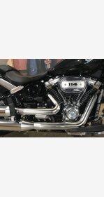 2018 Harley-Davidson Softail Fat Boy 114 for sale 200968801