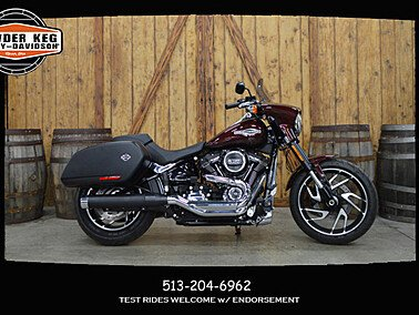 2018 Harley-Davidson Softail for sale 200971943