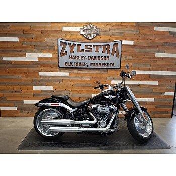 2018 Harley-Davidson Softail Fat Boy 114 for sale 200978903