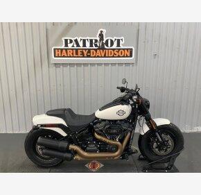 2018 Harley-Davidson Softail Fat Bob 114 for sale 200988111