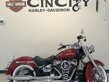 2018 Harley-Davidson Softail Deluxe for sale 200991001