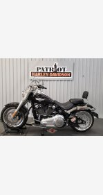 2018 Harley-Davidson Softail Fat Boy 114 for sale 200994012