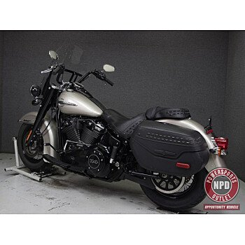 2018 Harley-Davidson Softail Heritage Classic 114 for sale 200994068