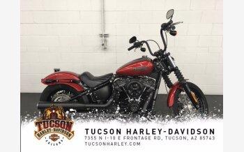 2018 Harley-Davidson Softail Street Bob for sale 200994184