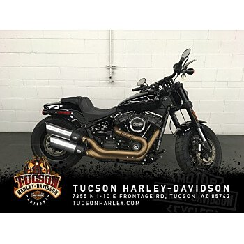 2018 Harley-Davidson Softail Fat Bob for sale 200994185