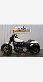 2018 Harley-Davidson Softail Fat Bob 114 for sale 200995123