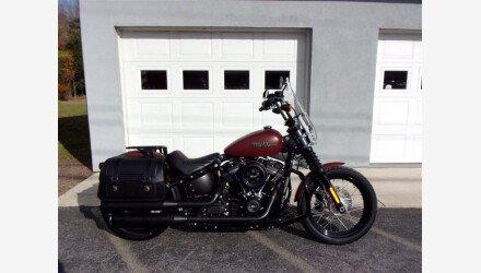 2018 Harley-Davidson Softail Street Bob for sale 200999422