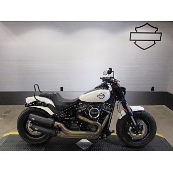 2018 Harley-Davidson Softail Fat Bob for sale 201004725