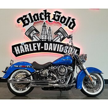 2018 Harley-Davidson Softail Deluxe for sale 201012998