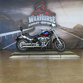 2018 Harley-Davidson Softail Low Rider for sale 201016756