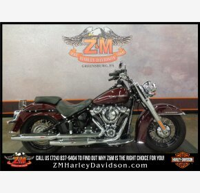 2018 Harley-Davidson Softail Deluxe for sale 201017301