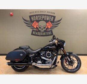 2018 Harley-Davidson Softail Sport Glide for sale 201025400