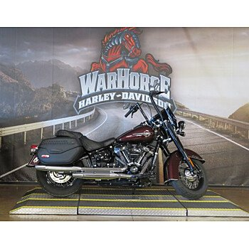 2018 Harley-Davidson Softail Heritage Classic 114 for sale 201026868