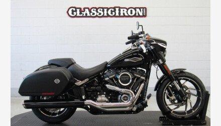 2018 Harley-Davidson Softail for sale 201035658