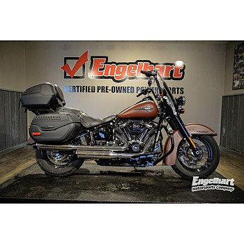 2018 Harley-Davidson Softail Heritage Classic 114 for sale 201039359