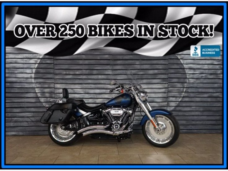 2018 Harley-Davidson Softail for sale 201047088