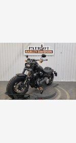 2018 Harley-Davidson Softail Fat Bob 114 for sale 201056442