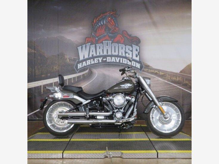 2018 Harley-Davidson Softail Fat Boy for sale 201063634