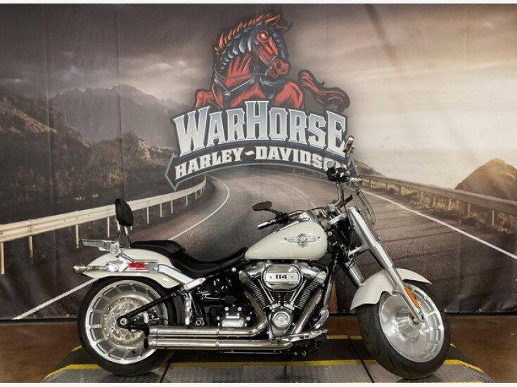 2018 Harley-Davidson Softail Fat Boy 114 for sale 201063636