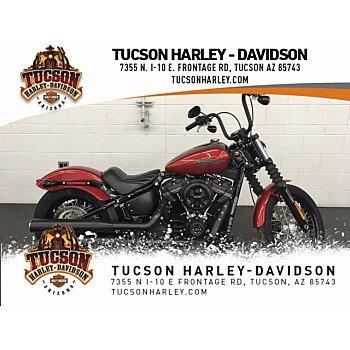 2018 Harley-Davidson Softail Street Bob for sale 201070659