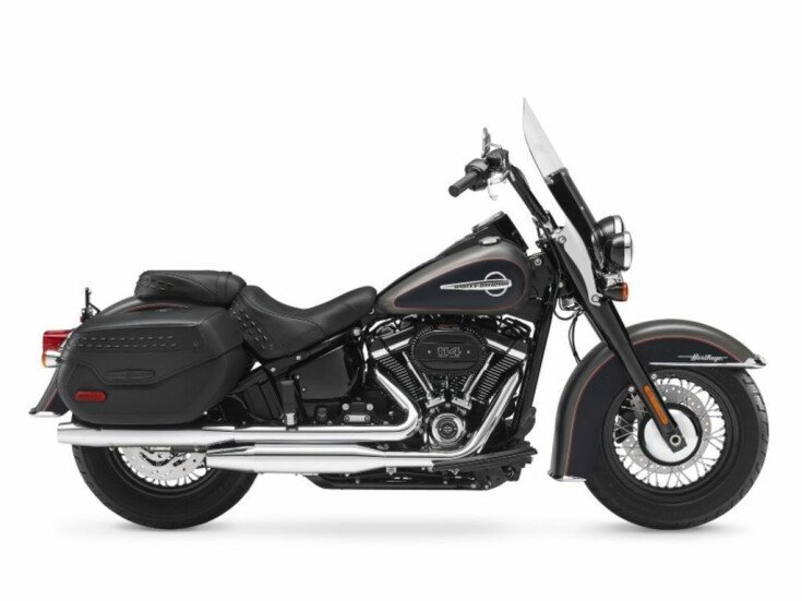 2018 Harley-Davidson Softail Heritage Classic 114 for sale 201072490