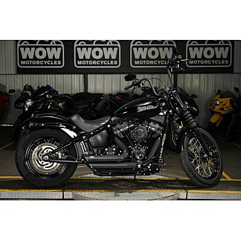 2018 Harley-Davidson Softail Street Bob for sale 201081134