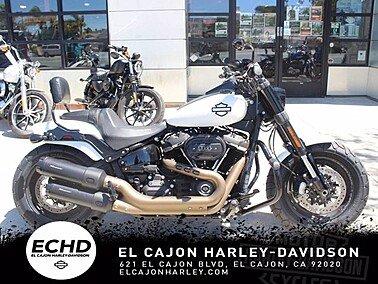 2018 Harley-Davidson Softail Fat Bob 114 for sale 201082822