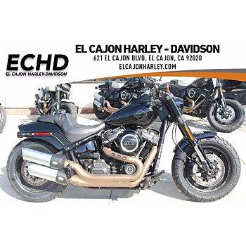 2018 Harley-Davidson Softail Fat Bob for sale 201085334